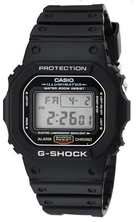 Best G Shock Watch