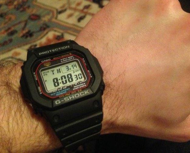 GWM5610-1 Wrist Shot