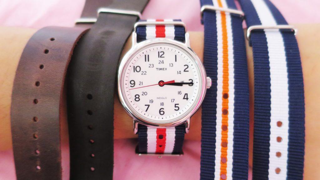 Timex Weekender T2N651 Nato