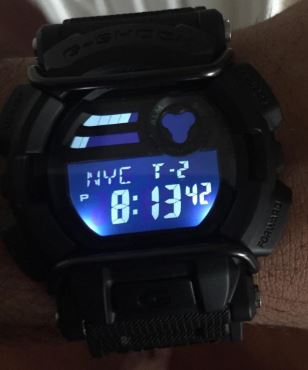 G Shock GD-400 Illuminated