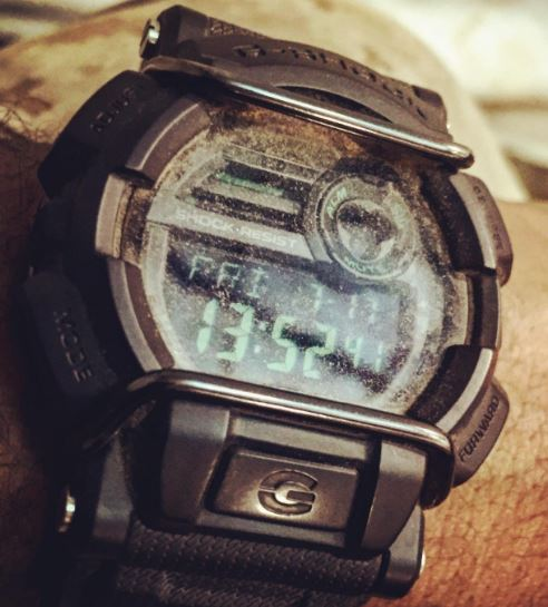 G Shock GD-400 Tough